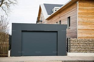 Купить ворота для гаража в уфе металлический гараж цена бу